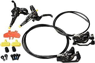 Shimano Deore XT M8000 MTB Montaña bici Frenos disco hidráulica delantera & trasera Set Negro