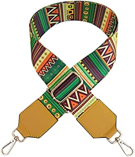 ACVIP Women's Native American Style Nylon Broad Handbag Replacement Strap