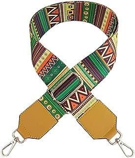 ACVIP Women's Native American Style Nylon Broad Handbag Replacement Strap