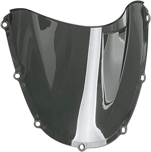 popular Mallofusa ABS Motorcycle Front Windshield Windscreen Compatible for Honda CBR900 popular 954 popular 2002 2003 Black outlet online sale