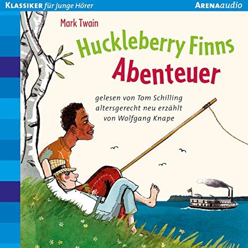 Huckleberry Finns Abenteuer audiobook cover art