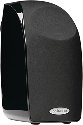 Universal Surface Mount Kick Panel Parcel Shelf Satellite Speakers Compact Size