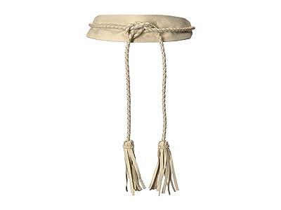 ADA Collection Lucky Wrap Belt (Bone) Women