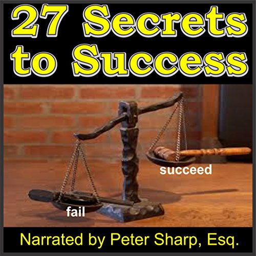 27 Secrets to Success audiobook cover art
