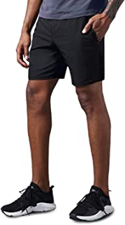 "Safort Running Shorts(3""/5""/7"") Man, Two Pockets, Quick Dry, Breathable, Active Shorts Gym, Workout, Training"
