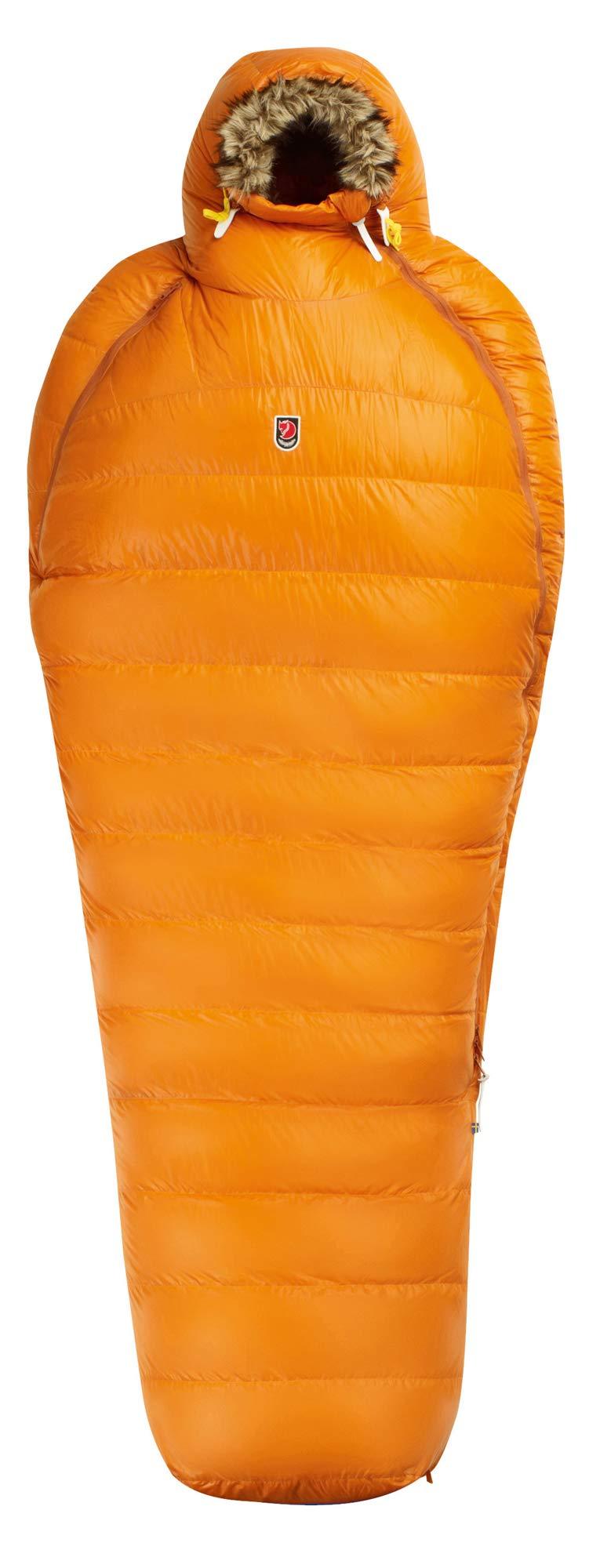 Fjällräven Unisex– Erwachsene Polar-20 Long Schlafsack, Burnt Orange, One