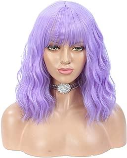Best short light purple hair Reviews