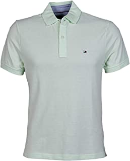 Mens Classic Fit Interlock Polo Shirt