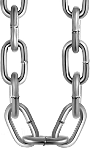 popular Mophorn Grade 30 Chain 3/16 Inch by 100Ft Length Grade 30 discount Proof Coil Chain Zinc Plated 2021 Grade 30 Chain for Towing Logging Agriculture and Guard Rails outlet online sale