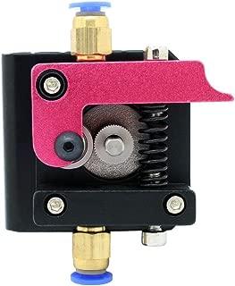 Redrex Right Hand 1.75mm Filament MK8 Bowden Extruder Frame Block for Reprap 3D Printer Kossel Mendal Prusa