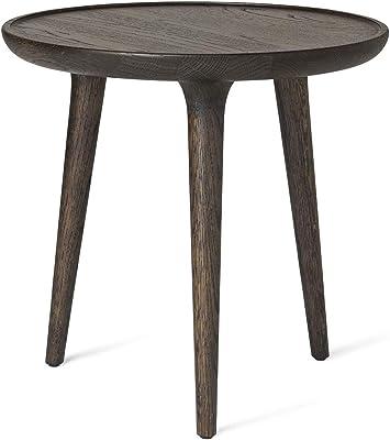 45 Gris Gervasoni Table d'appointchêne avec Gray tiroir 0O8wkPn