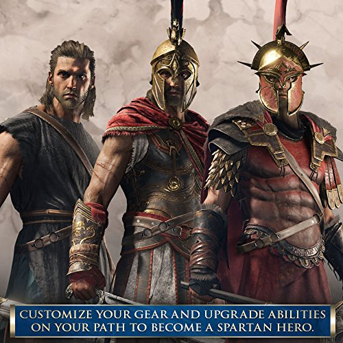 Assassin's Creed Odyssey PlayStation 4 Édition Standard - 2