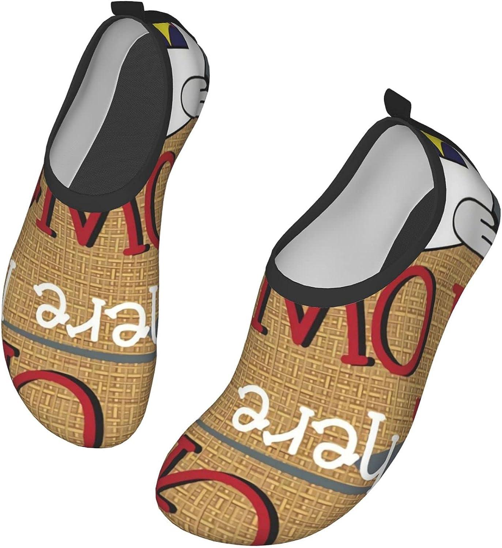 NAHOMER Mens Water Shoes Outdoor Camping Womens Wading Shoes Slip-on Aqua Socks Pool Travel Kayaking River