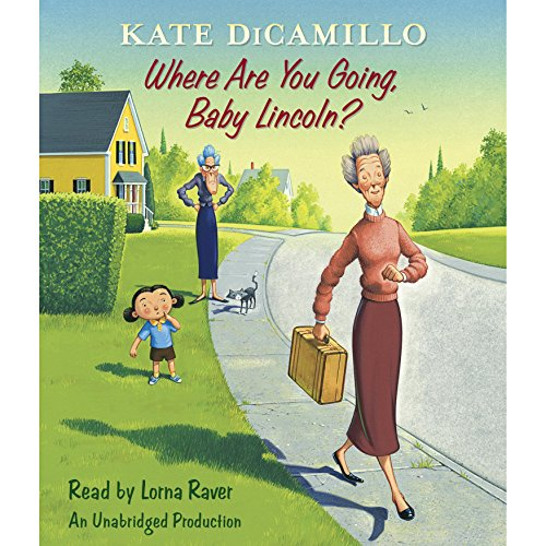 Where Are You Going, Baby Lincoln? audiobook cover art