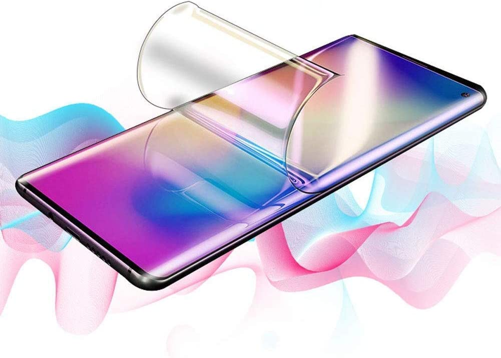 Galaxy S10 Plus Back Glass Cover Replacement Housing Door (Waterproof) with Camera Lens and Frame +Tape Parts for Samsung Galaxy S10 Plus S10+ SM-G975U/W/F/DS + Tools (Prism Blue)