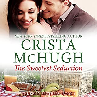 The Sweetest Seduction audiobook cover art