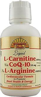 L-Carnitine w/CoQ-10 Plus L-Arginine Dynamic Health 16 oz Liquid