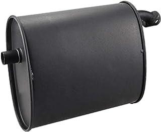 GYYY Generador de Gasolina Universal Hierro Negro 2-3KW silenciador de Escape for 5.5HP 6.5HP 3500W 4000W Accesorios