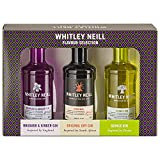 Whitley Neill Gin Collection Gift Pack, 3 x 5 cl