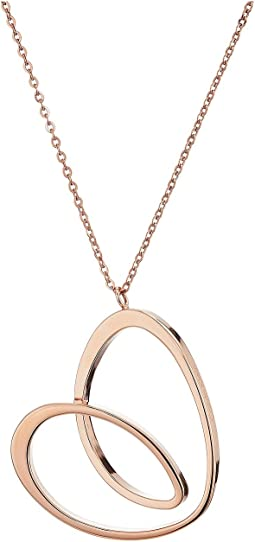 Calvin Klein - Warm Long Necklace