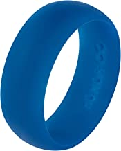 Honor Eternity Ring Men's Silicone Ring Wedding Band