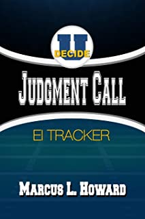 Judgment Call Emotional Tracker: Keep track of your Emotional Intelligence