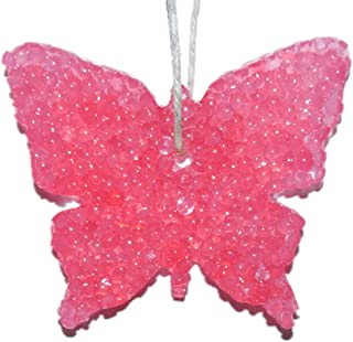 ChicWick Car Candle Love Spell Butterfly Shape Car Freshener Fragrance