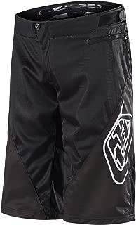 Troy Lee Designs Sprint Short - Men's Solid Black, 32