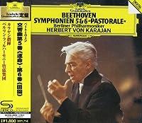 Beethoven: Symphonies Nos. 5 & 6 by Herbert Von Karajan (2012-09-26)