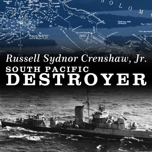 South Pacific Destroyer cover art