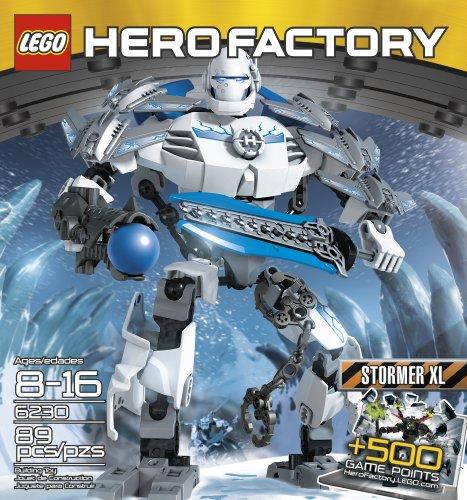 LEGO Hero Factory Stormer XL 89stück (S) Baukasten–-Spiele BAU (Mehrfarbig, 8Jahr (S), 89Stück (S), 16Jahr (S), Kunststoff)