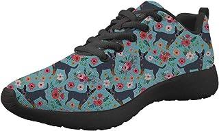 Woisttop Chaussures de Marche de Course pour Femmes Hommes Unsiex Confortable Respirant Aller Facile à Marcher Chaussures ...