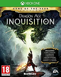 Dragon Age Inquisition: - Game of the Year (Xbox One)