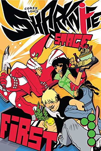 Sharknife Vol. 1: Stage First (English Edition)