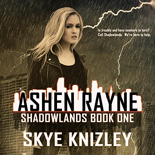 Ashen Rayne audiobook cover art