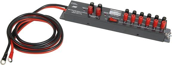 MFJ-1118 Power strip, 30A, 8 outputs