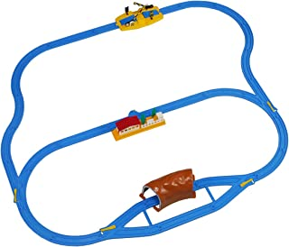 Takaratomy Plarail Starter Rail Basic Set (TRAINS NOT INCLUDED) [JAPAN] by Tomica