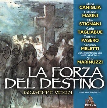 Cetra Verdi Collection: La forza del destino