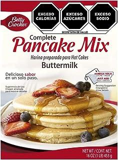Betty Crocker Harina Para Panqueques y Hot Cakes - 453 G