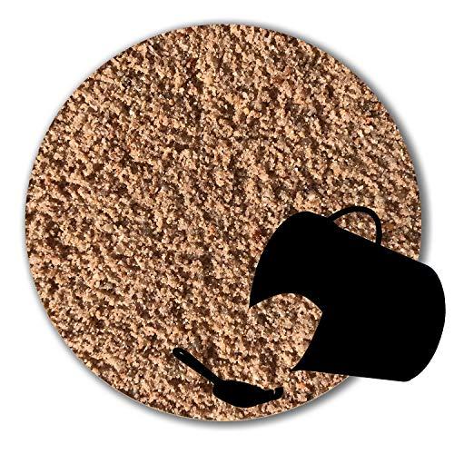 Müller GmbH Spielsand für Sandkasten Sandmuschel Sandbox Sandkastensand (10 kg)
