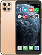 Hopcd Android Unlocked Phones, 10-Core 6.1inch Full Screen 1+8G Smartphone, Dual Cards Dual Standby, Support up to 128G Me...