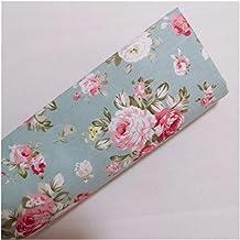 DIY 100% katoen gedrukt stof DIY naaien stof voor thuis textiel beddengoed lakens baby jurk DIY handmatige werkdoek voor n...