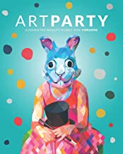 ART PARTY: Augmented-Reality-Kunst von Yunuene (German Edition)