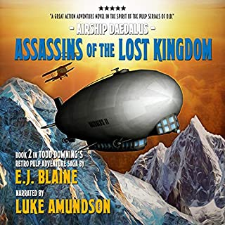 Assassins of the Lost Kingdom  cover art