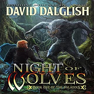 Night of Wolves cover art