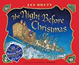 [The Night Before Christmas (Book & DVD)] [By: Clement Clarke Moore] [November,...