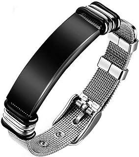 Fashion bracelet men stainless steel bracelet Titanium steel bracelet