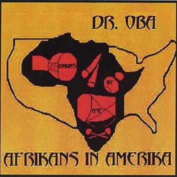 Dr.Oba - Afrikans in Amerika