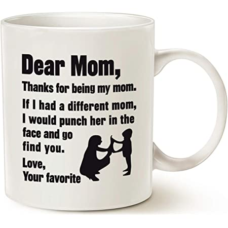 Cute Gift for her I/'m Fawned of you card Love Clever Punny Mothers Day