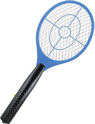 PIC Handheld Mosquito and Flying Insect Bug Zapper CMP1936 Black/Blue